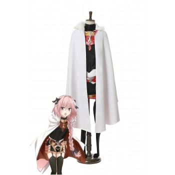 Fate Astolfo Servant Anime Cosplay Costumes