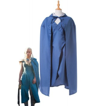 Game of Thrones Daenerys Targaryen Disfraz de Cosplay de Película