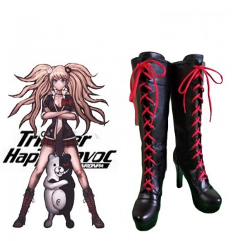 Danganronpa: Trigger Happy Havoc Enoshima Junko Cosplay Shoes