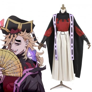 Demon slayer Douma Male Cosplay Costume