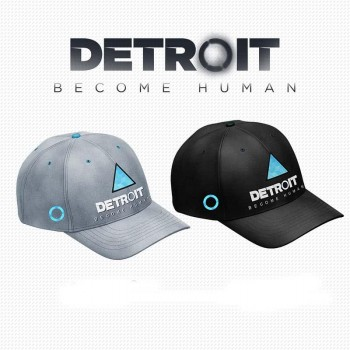 Detroit Become Human Baseball cap Cosplay Hat