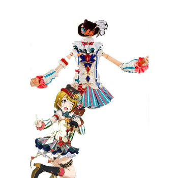 Love Live Circus Troup Hanayo Koizumi Cosplay Vestido Anime Cosplay Disfraces