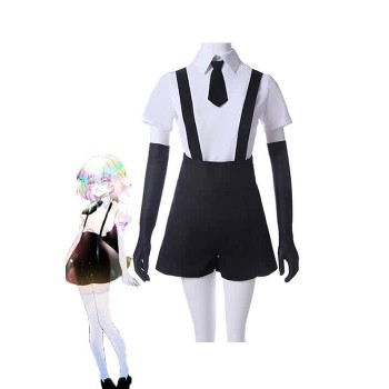 Land of the Lustrous Hōseki no Kuni Diamond Todo el personal Disfraces de Cosplay