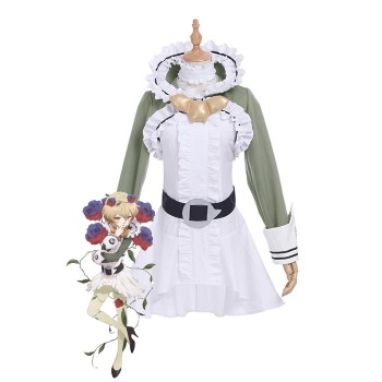 Magical Girl Raising Project Cranberry the Forest Musician Cosplay Costumes