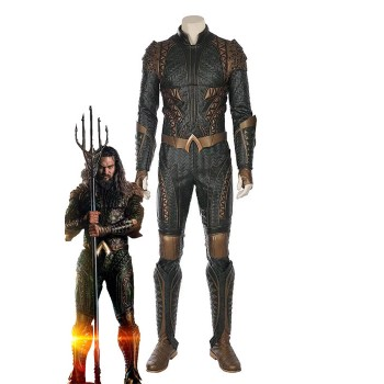 Justice League Aquaman Movie Cosplay Costume
