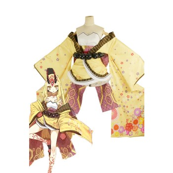 Destino / Grand Order Ibaraki Douji Anime Cosplay Disfraces