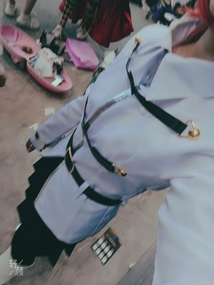 I loved the cosplay but is a little wide; U;… but I still loved