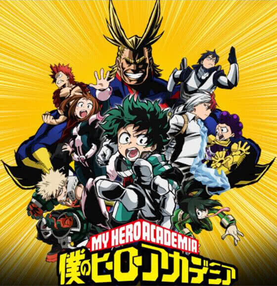 my hero academia boku no hero academia cosplay